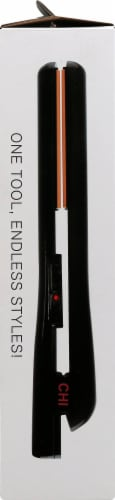 CHI Air Classic Ceramic Flat Iron with Thermal Clutch Perspective: right