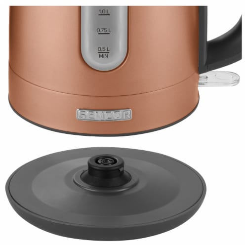 Sencor Stainless Electric Kettle - Gold Perspective: right