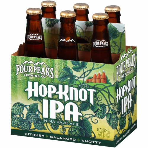 Four Peaks Brewing Hop Knot IPA Perspective: right