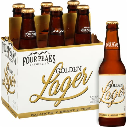 Four Peaks Golden Lager Perspective: right