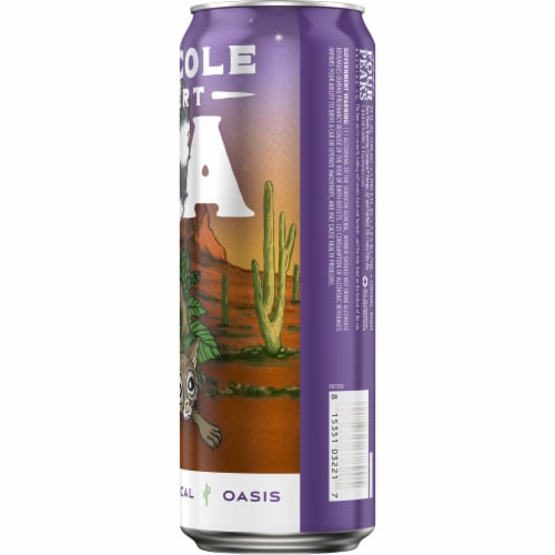 Four Peaks Xerocole Tropical IPA Perspective: right