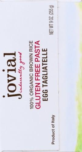Jovial Organic Egg Tagliatelle Gluten Free Pasta Perspective: right