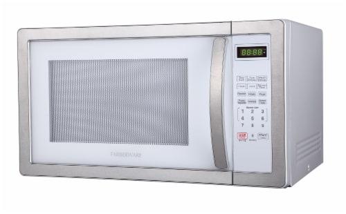 Farberware Classic 1000-Watt Microwave Oven Perspective: right