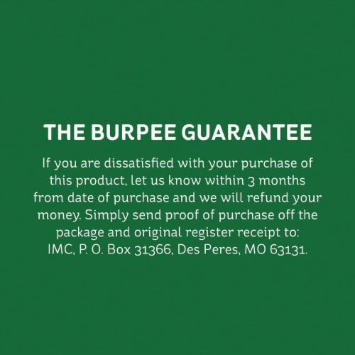 Burpee 7504046 4 lbs Tomato & Vegetable Granules Plant Food Perspective: right