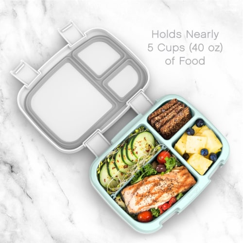Bentgo Fresh 3 Meal Prep Pack Lunch Box Set Perspective: right