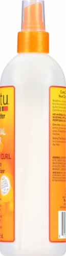 Cantu Shea Butter for Natural Hair Comeback Curl Perspective: right