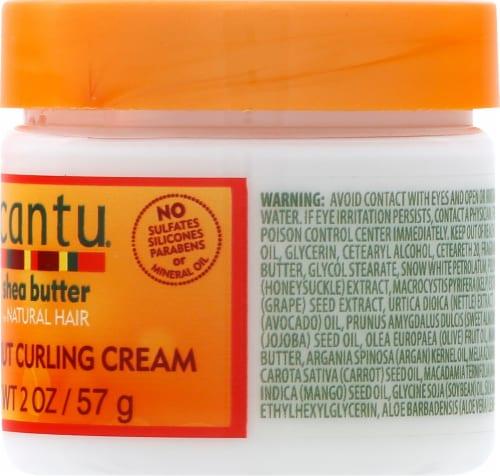 Cantu Coconut Curling Cream Perspective: right