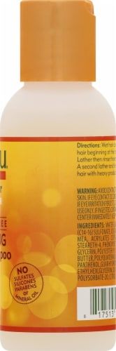 Cantu Sulfate-Free Cleansing Cream Shampoo Perspective: right