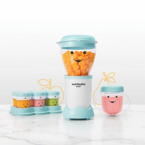 NutriBullet Baby Food Prep System Perspective: right