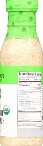Tessemae's Cilantro Lime Ranch Dressing & Marinade Perspective: right