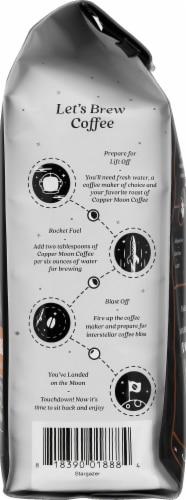 Copper Moon Stargazer Premium Blend Medium Roast Ground Coffee Perspective: right