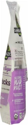 Sambazon Pure Unsweetened Acai Berry Superfruit Packs Perspective: right