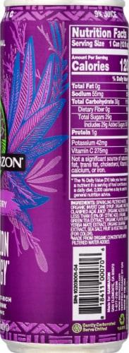 Sambazon Amazon Energy® Original Acai Berry Energy Drink Perspective: right