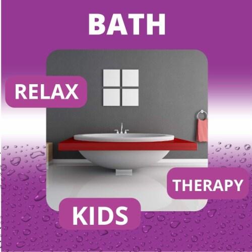 Salt Range Himalayan Bath Salt Bag, Detoxifies & Hydrates Skin, Best Salt for Therapy - 1 lb Perspective: right