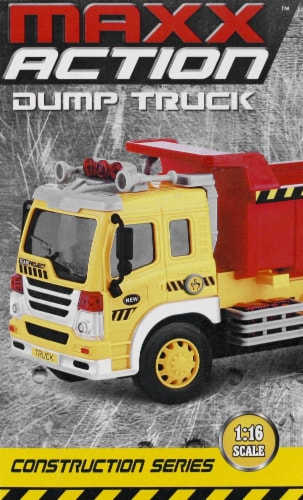 Sunny Days Maxx Action Toy Dump Truck Perspective: right