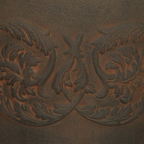 Sunnydaze Arabella Outdoor Flower Pot Planter  - Sable Finish - 20-Inch - 2-Pack Perspective: right
