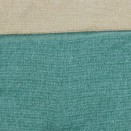 Sunnydaze Tufted Victorian Hammock Chair Swing - 300-Pound Limit - Sea Grass Perspective: right