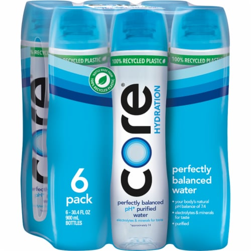 Core® Hydration Water Perspective: right