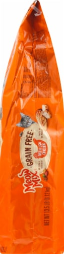 Meow Mix Grain Free with Chicken Dry Cat Food Perspective: right