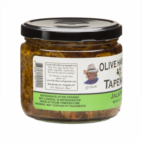 Olive Harvest Jalapeno Tapenade Perspective: right