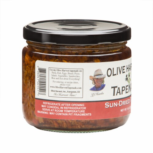 Olive Harvest Sun Dried Tomato Tapenade Perspective: right