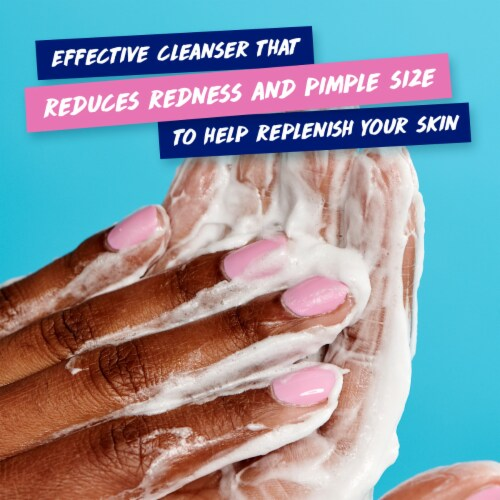 Clearasil Gentle Prevention Daily Clean Face Wash Perspective: right