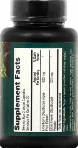 PlantFusion Vegan Biotin 5000mcg Perspective: right
