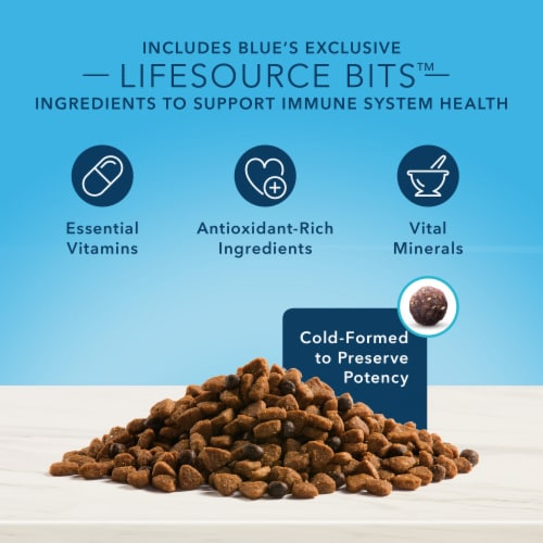 Blue Buffalo True Solutions Best Life Adult Dry Dog Food Perspective: right