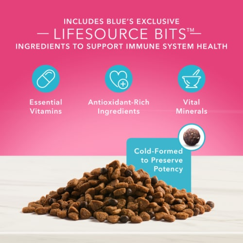 Blue Buffalo True Solutions Top Form Active Adult Dog Food Perspective: right