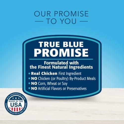 Blue Diamond True Solutions Fab Feline Chicken Natural Indoor Adult Wet Cat Food Perspective: right