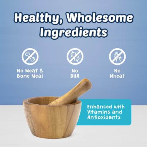 Blue Buffalo Health Bars Apples & Yogurt Dog Treats Perspective: right