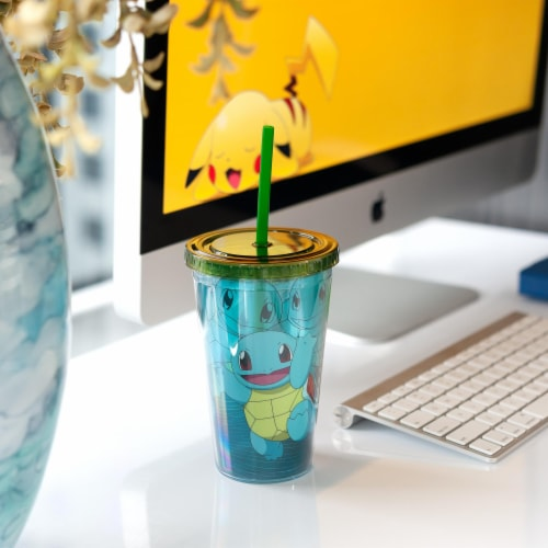 Pokemon Squirtle 18oz Carnival Cup Perspective: right
