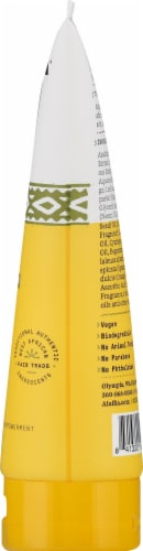 Alaffia Neem Turmeric Clarifying Hand & Body Lotion Perspective: right