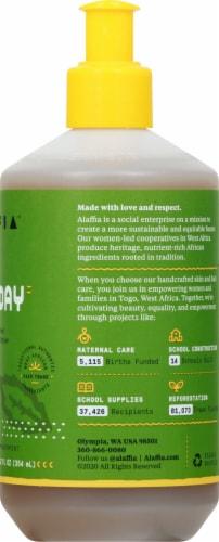 Alaffia Everyday Shea Lemon Verbena Hand Soap Perspective: right