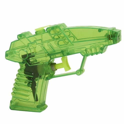 24 Pack Mini Plastic Water Squirt Guns Toys in Assorted Colors, for Kids Party, Ages 3 and Up Perspective: right