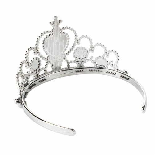 12 Pack Princess Crowns and Tiaras for Kids Costume Birthday Party, Set in 4 Colors Perspective: right