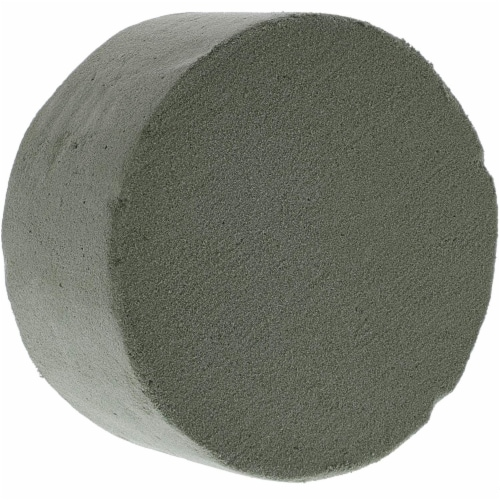 Floral Foam Cylinder for Fresh Flower Arrangements (3.75 x 1.8 in, 6-Pack) Perspective: right