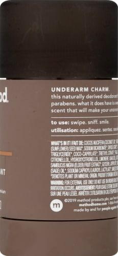 Method Men Cedar + Cypress Aluminum Free Deodorant Perspective: right