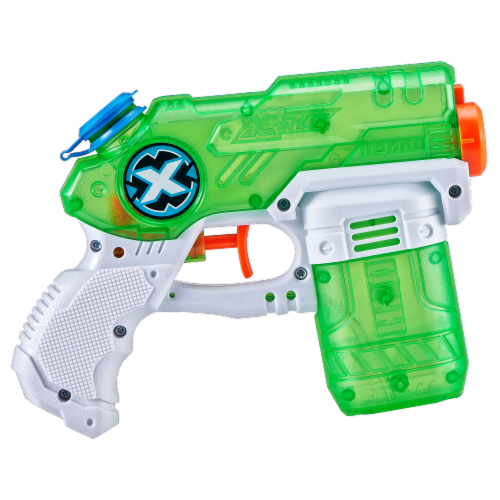 X-Shot-Double Small Stealth Soaker Perspective: right