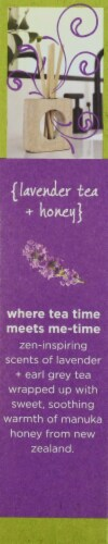 Enviroscent Lavender Tea + Honey Scent Stix and Stand Perspective: right