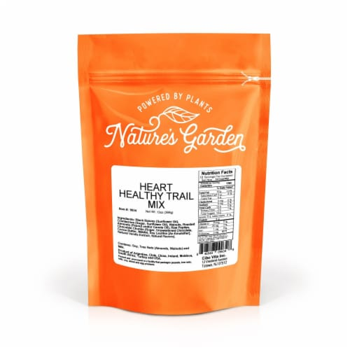 Nature's Garden Heart Healthy Trail Mix Perspective: right