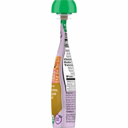 Plum Organics Mighty 4 Sweet Potato Banana Tot Snack Perspective: right