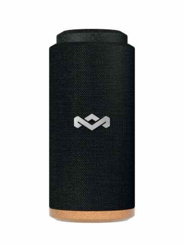 House of Marley No Bounds Sport Wireless Speaker - Black/Cork Perspective: right