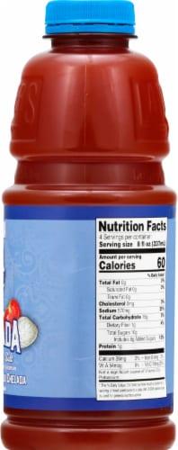 Arriba Chelada Clam & Sea Salt Tomato Juice Blend Perspective: right
