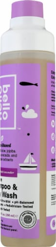 Hello Bello Lavender Baby Shampoo and Body Wash Perspective: right
