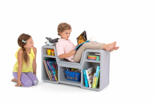 Simplay3 Cozy Cubby Reading Nook Perspective: right