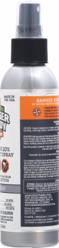 Ranger Ready Tick and Insect Repellant Spray Perspective: right