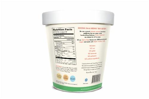 Noona's Vegan Matcha Green Tea Non-Dairy Frozen Dessert - 5 pints Perspective: right