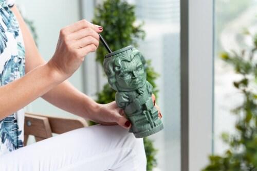 Geeki Tikis Game of Thrones Plastic Tumbler Mug Perspective: right