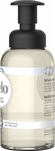 Gelo Clean & Dye-free Foaming Hand Soap Perspective: right